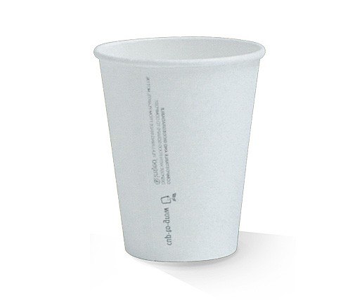 Single wall paper hot cups image
