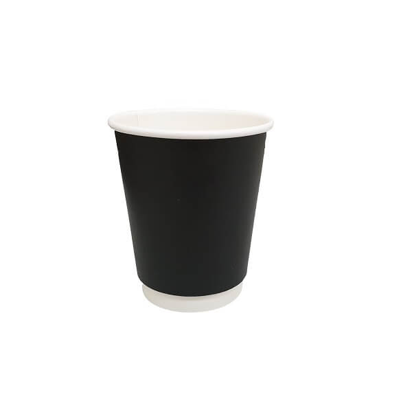 Double wall paper hot cups image