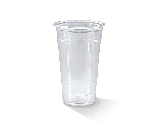 PET clear cups image