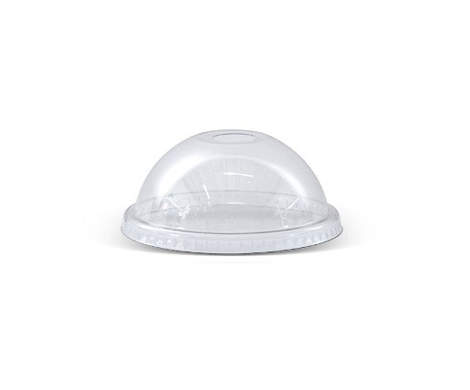 PET clear cup lids image