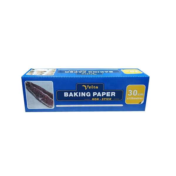 Baking and silicone paper image