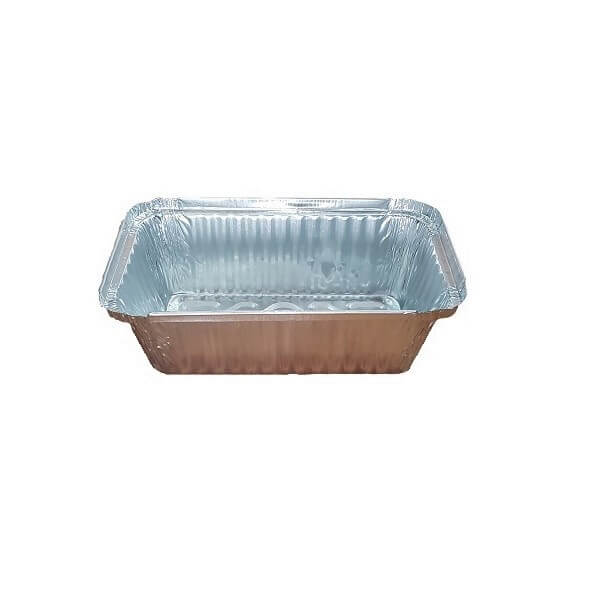 Foil containers and lids image