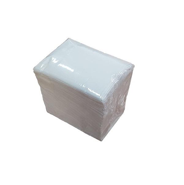 1ply Dfold white dispenser napkin image