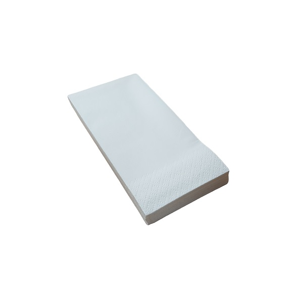 2ply gt fold white lunch napkin image