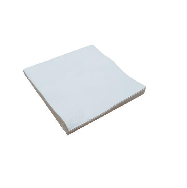 2ply quarter fold white lunch napkin image