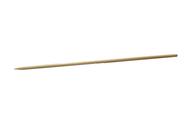 Bamboo skewers image