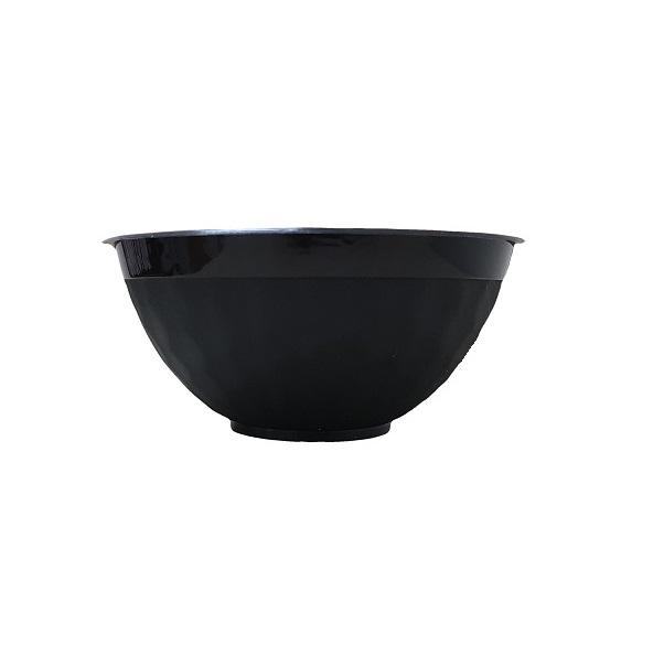 Black Laska plastic bowl image