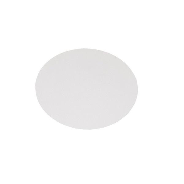 Cake Board White Circle - Milkboard image