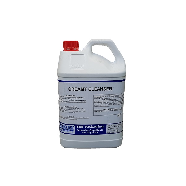 Creamy Cleanser image