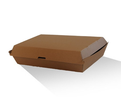 Family Pack - Brown corrugated cardboard image