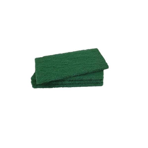 Green heavy duty scour pad - No. 100 image