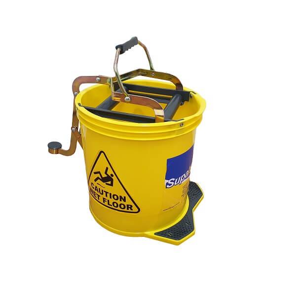 Heavy duty mop bucket image