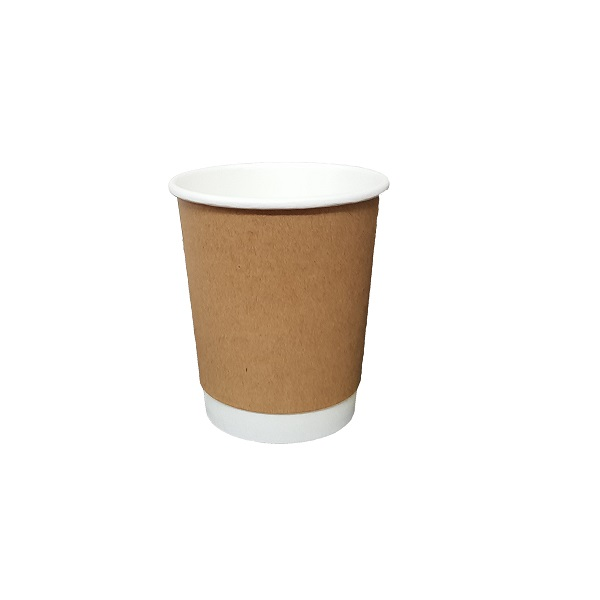 Kraft Double Wall Paper Cups image