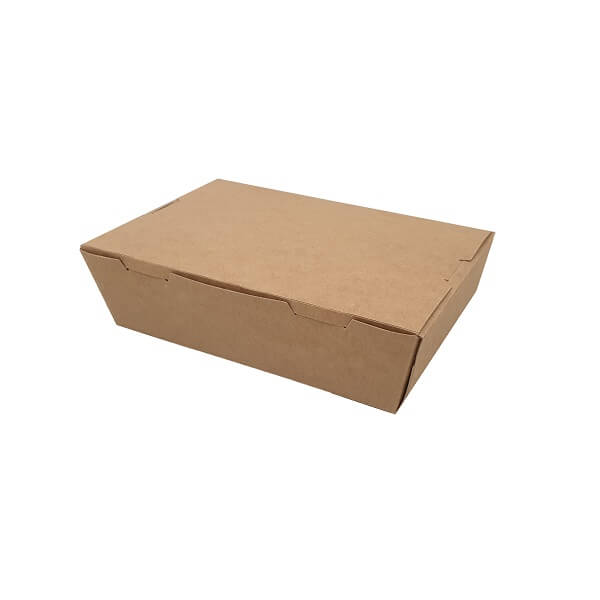 Lunch Box - Brown image