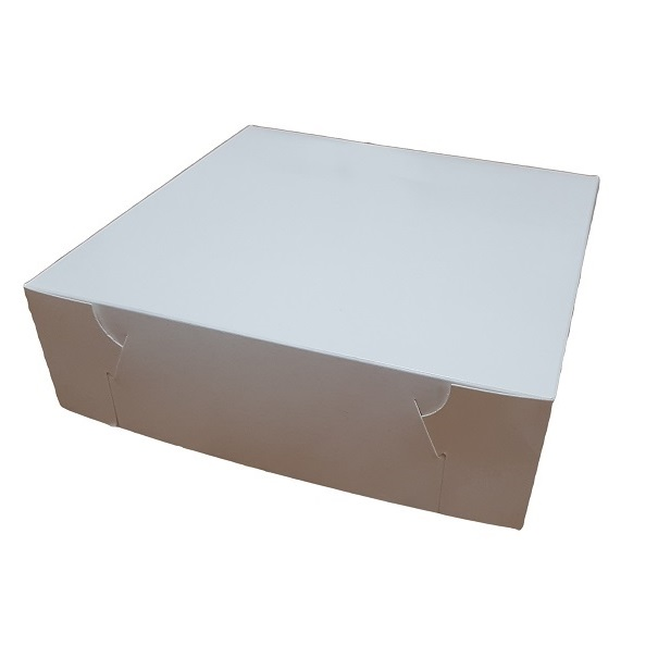 Milkboard cake box image