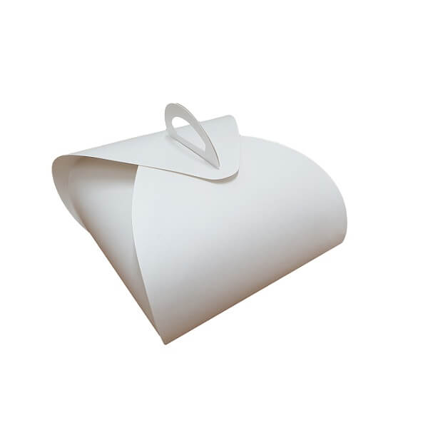 Milkboard Tulip Cake Box image
