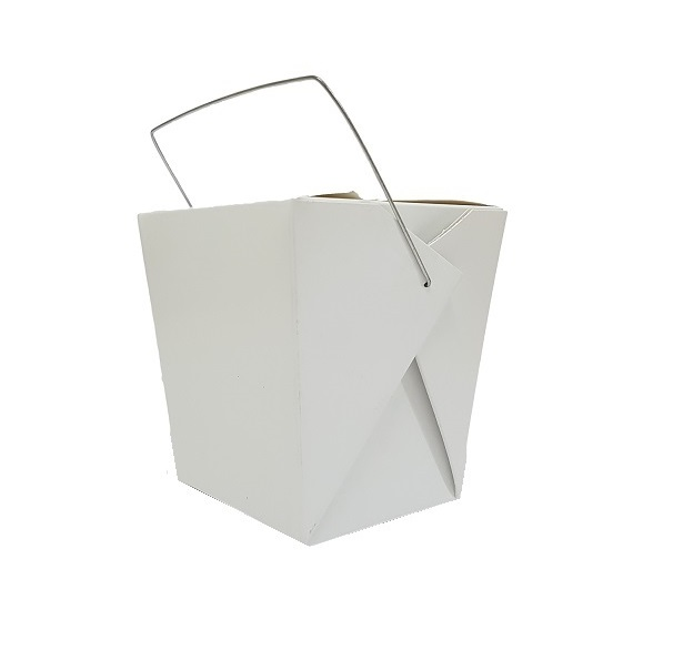 Noodle Box with wire handle image