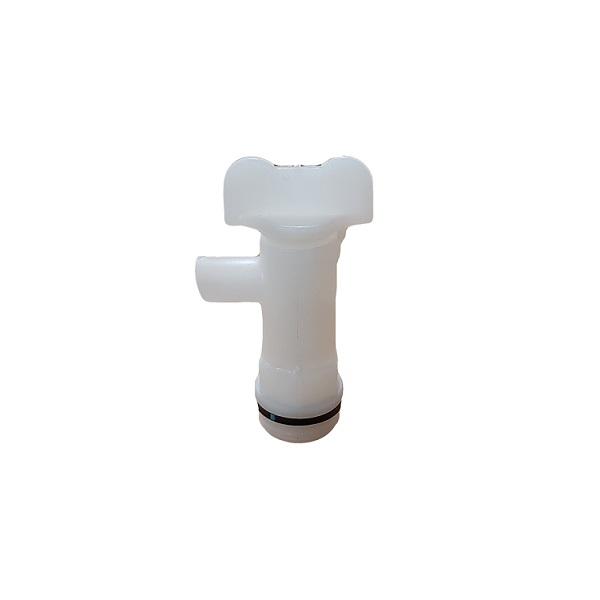 Plastic tap for drum image