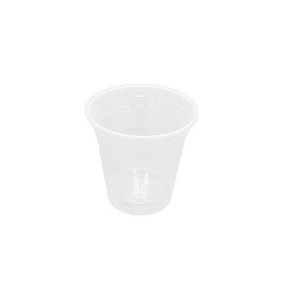 PP Plastic Clear Cup image
