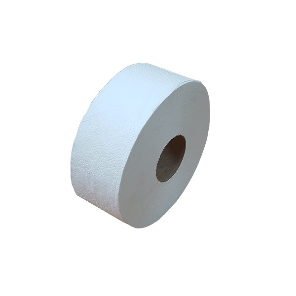 Recycled toilet tissue jumbo 2ply, 300mt  image