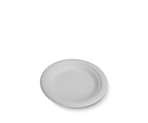 Sugarcane round plate image