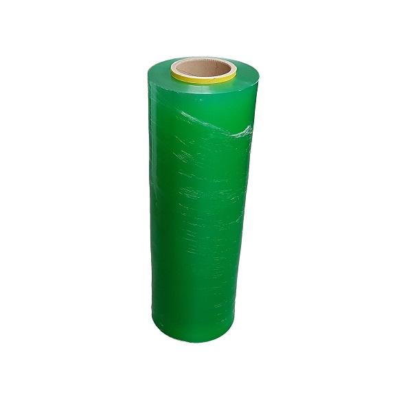 Vegie green film food wrap image