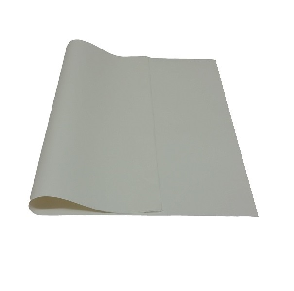White grease proof paper image