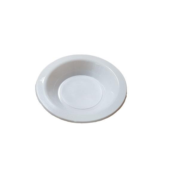 White plastic bowl image